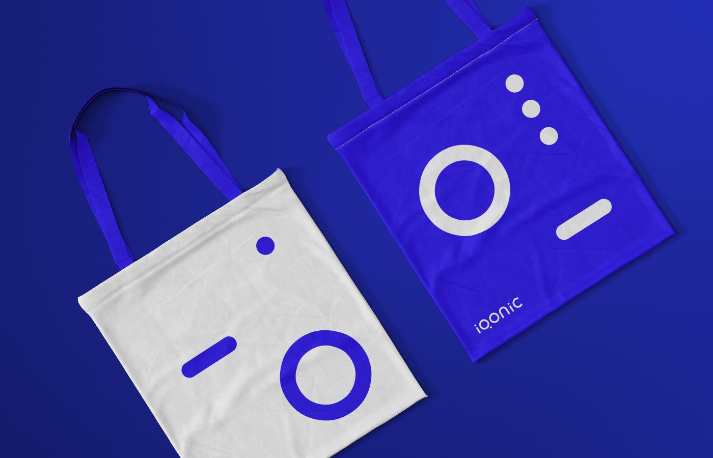 Brand identity system for Iqonic by Alevtyna Makovska 3